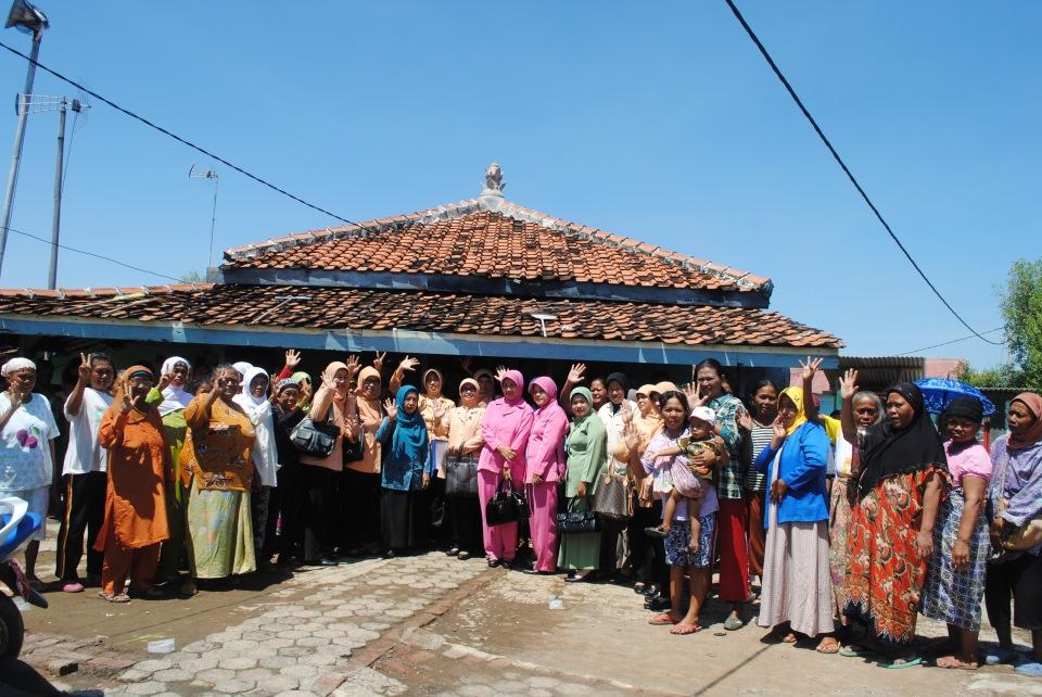Rangkaian Kegiatan Hari Ulang Tahun Dharma Wanita Persatuan ke-14 tahun 2013